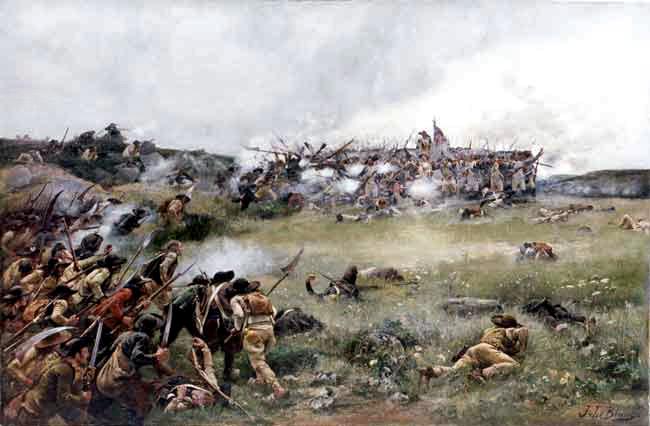 bataillon carré, guerres de Vendée, chouans, chouannerie