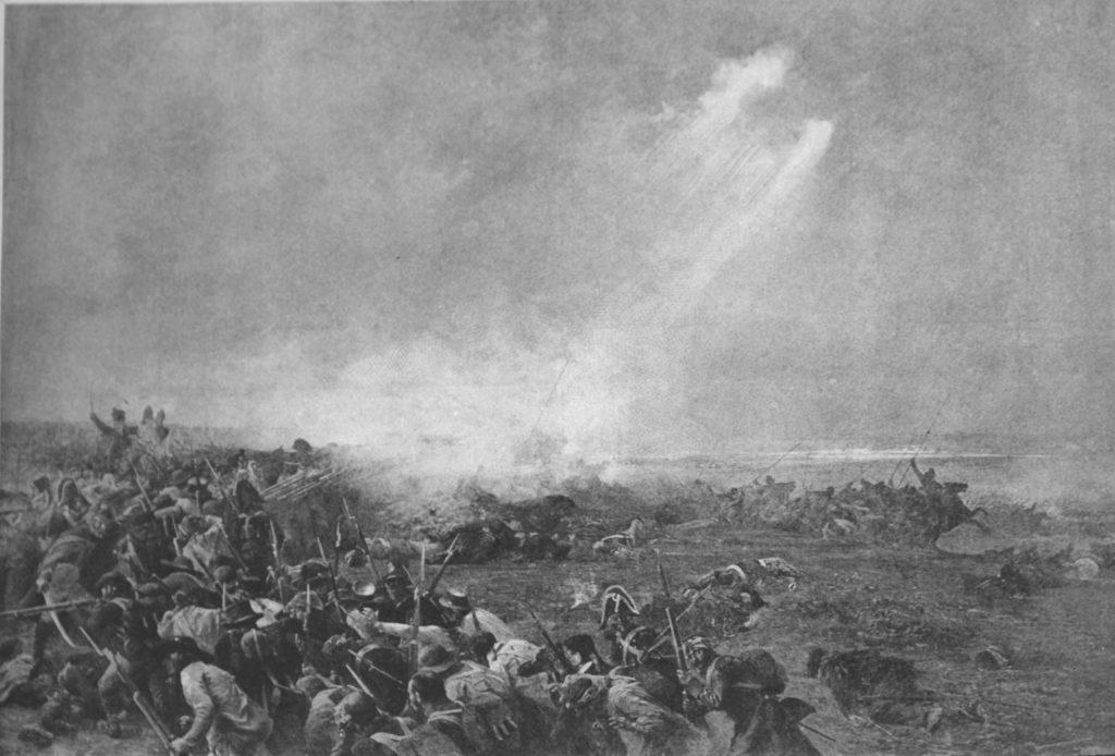 La bataille de Fère-Champenoise, qui s'est déroulée le 25 mars 1814, a opposé l'armée française de Napoléon Ier et les armées de la Sixième Coalition durant la campagne de France (1814). La bataille se solde par la défaite de l'armée française et ouvre aux troupes alliées la route de Paris.