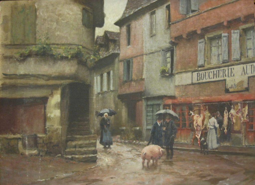 Boucherie Audun, St-Jean-de-Luz